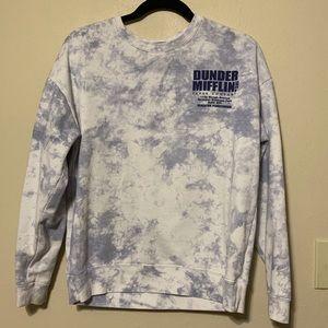 The Office Dunder Mifflin Inc. Graphic Sweatshirt
